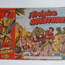 Tebeos: CAPITSN TRUENO Nº 35 BRUGUERA ORIGINAL DE 1,50. Lote 218588515