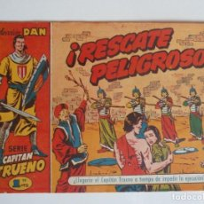 Tebeos: CAPITAN TRUENO Nº 18 BRUGUERA, ORIGINAL DE 1,50. Lote 218590522