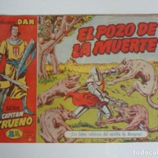 Tebeos: CAPITAN TRUENO Nº 11 BRUGUERA, ORIGINAL DE 1,50. Lote 218591245