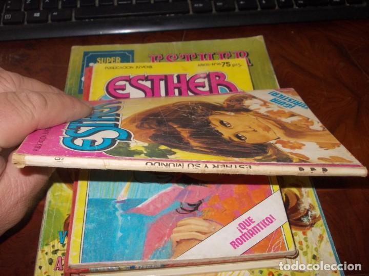 Tebeos: Lote Esther, ver fotos y leer contenido - Foto 3 - 218620003