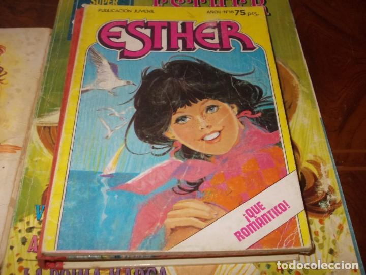 Tebeos: Lote Esther, ver fotos y leer contenido - Foto 8 - 218620003