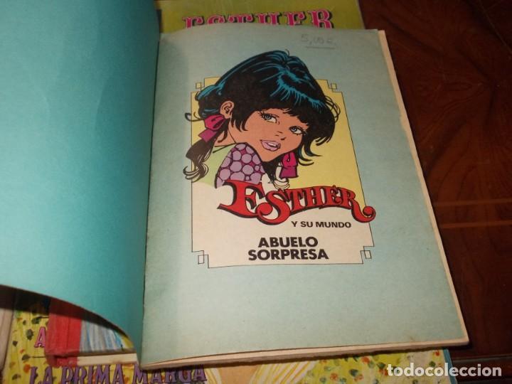 Tebeos: Lote Esther, ver fotos y leer contenido - Foto 10 - 218620003