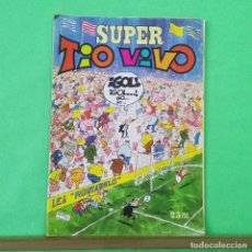 Tebeos: SUPER TIO VIVO - NUMERO EXTRA GOL!,GOL1- BRUGUERA. Lote 218663513