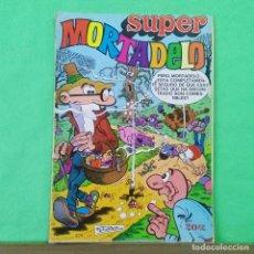 Tebeos: SUPER MORTADELO - AÑO 1975 - BRUGUERA. Lote 218663735
