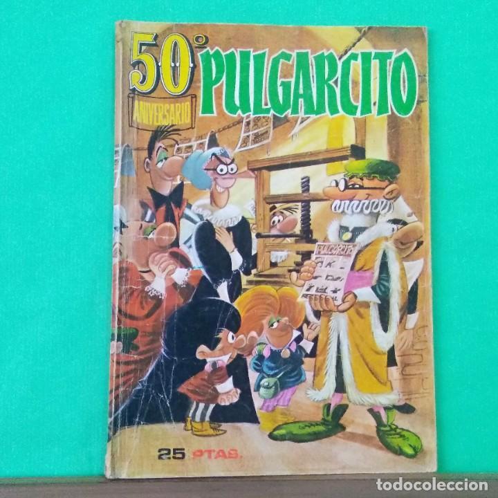 PULGARCITO - 50 ANIVERSARIO - BRUGUERA (Tebeos y Comics - Bruguera - Mortadelo)
