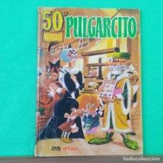 Tebeos: PULGARCITO - 50 ANIVERSARIO - BRUGUERA. Lote 218664982
