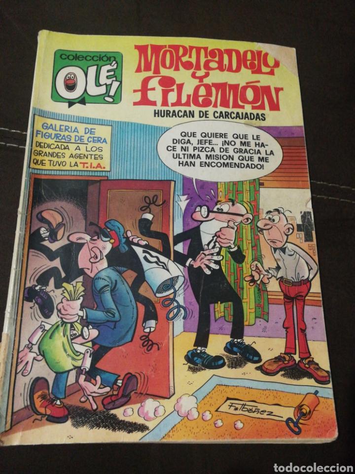 CÓMIC MORTADELO Y FILEMON N°138, 3°EDICIÓN, AÑO 1982, BRUGUERA, COLECCIÓN OLÉ (Tebeos y Comics - Bruguera - Mortadelo)