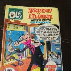 Tebeos: CÓMIC MORTADELO Y FILEMON, N°174, 2°EDICIÓN, AÑO 1982. BRUGUERA, COLECCIÓN OLÉ.. Lote 218670495