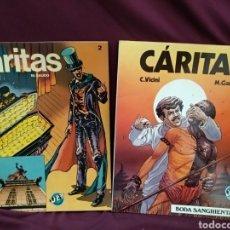 Tebeos: CARITAS BRUGUERA N° 2 Y 9. Lote 218684816