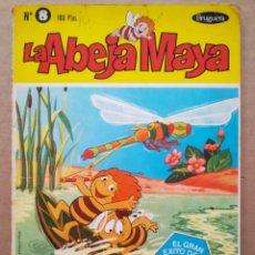 Tebeos: LA ABEJA MAYA N°8: WILLIE EN PELIGRO (BRUGUERA, 1978). 64 PÁGINAS A COLOR CON CUBIERTAS EN RÚSTICA.. Lote 218698165