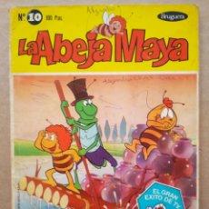 Tebeos: LA ABEJA MAYA N°10: LA BALSA DE MIEL (BRUGUERA, 1978). 64 PÁGINAS A COLOR CON CUBIERTAS EN RÚSTICA.. Lote 218698201