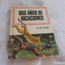 Tebeos: HISTORIAS INFANTIL Nº 30 DOS AÑOS DE VACACIONES. Lote 218779766