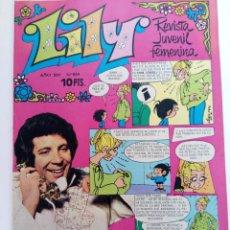 Tebeos: LILY Nº654 (SIN USAR, DE DISTRIBUIDORA). Lote 218782543