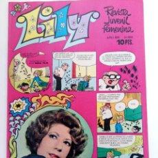 Tebeos: LILY Nº 655 (SIN USAR, DE DISTRIBUIDORA). Lote 218782667