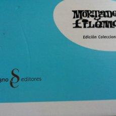 Tebeos: EDICIÓN COLECCIONISTA DE MORTADELO Y FILEMÓN, LAS MEJORES HISTORIAS RECOPILADAS, EDICIÓN LIMITADA. Lote 218788597