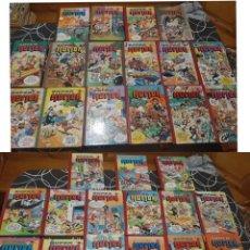 Tebeos: SUPER LOTE 31 COMICS SUPER HUMOR MORTADELO BRUGUERA SUPERHUMOR. Lote 218813012
