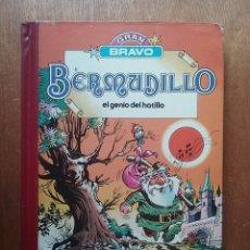 Tebeos: BERMUDILLO EL GENIO DEL HATILLO, GRAN BRAVO, BRUGUERA, 1982. Lote 218848317