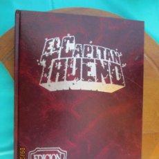 Tebeos: EL CAPITAN TRUENO , Nº 4 EDICION HISTORICA 8 TITULOS - VER DETALLE -EDICIONES B-1987 -NUEVO. Lote 218881362