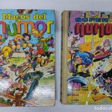 Tebeos: -MAGOS DEL HUMOR Nº XIII -SUPER HUMOR VOLUMEN XXII- CON 5 OLE RAROS: SIR TIM O'THEO, ANACLETO, ..VER. Lote 218885276