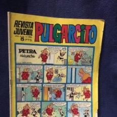 Tebeos: REVISTA JUVENIL AÑO XLVIII N 2010 PULGARCITO. Lote 218890652