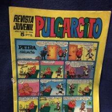 Tebeos: REVISTA JUVENIL AÑO XLVIII N 1934 PULGARCITO. Lote 218890860