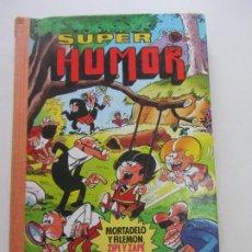 Livros de Banda Desenhada: SUPER HUMOR Nº XX AÑO 1985 CUARTA EDICION BRUGUERA. C8. Lote 218921372