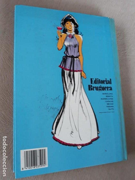 Tebeos: Famosas Novelas Serie Azul Bruguera Nº 4 Esther y su mundo - Foto 2 - 218935978