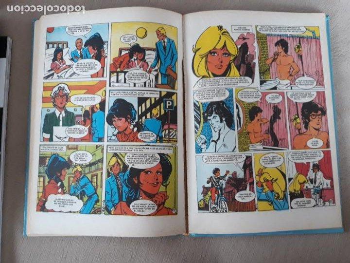 Tebeos: Famosas Novelas Serie Azul Bruguera Nº 4 Esther y su mundo - Foto 5 - 218935978
