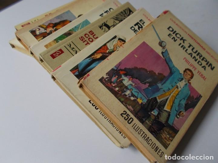 Tebeos: HISTORIAS SELECCIÓN Serie Grandes Aventuras 7 Tomos - Foto 2 - 218960797