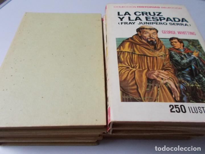 Tebeos: HISTORIAS SELECCIÓN Serie Historias y Biografías 7 tomos - Foto 2 - 218963767