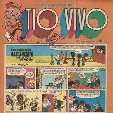 Tebeos: TÍO VIVO-SEMANAL-II ÉPOCA- Nº 727 -SUPERLÓPEZ DE JAN-PUBLICIDAD OK-1975-BUENO-DIFÍCIL-LEA-3787. Lote 218966442