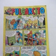 Tebeos: PULGARCITO - Nº 1 BRUGUERA 1987 E8. Lote 218996032