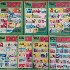 BDs: DDT 210, 215, 216, 237, 240, 247, 248. Lote 219000865