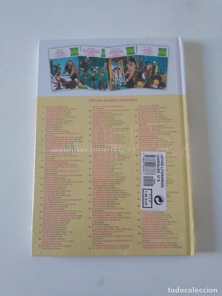 Tebeos: Número 5 Joyas Literarias Juveniles Editorial Planeta Edición 2009 - Foto 2 - 219002991
