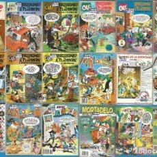 Livros de Banda Desenhada: LOTE 17 TEBEOS MORTADELO Y FILEMÓN. Lote 213849987
