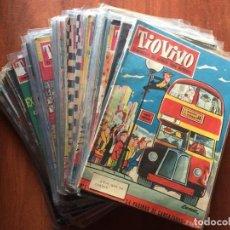 Tebeos: TIO VIVO (1957/1960). Lote 219129201