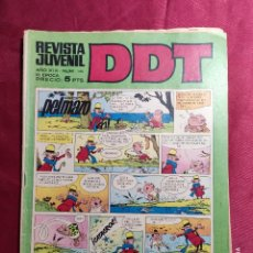 Tebeos: DDT. Nº 145. EDITORIAL BRUGUERA. Lote 219136008