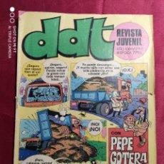 Tebeos: DDT. Nº 290. EDITORIAL BRUGUERA. Lote 219136132