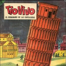 Tebeos: TIO VIVO. 2ª EPOCA (1961-1981). Lote 219147033