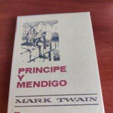 Tebeos: PRINCIPE Y MENDIGO MARK TWAIN NÚMERO 17 COLECCIÓN HISTORIAS SELECCIÓN BRUGUERA. Lote 219183255