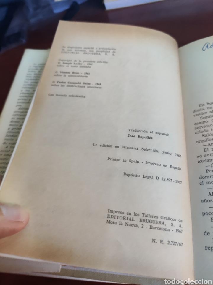 Tebeos: Alejandro Magno Joseph lacier colección historias selección bruguera número 30 - Foto 4 - 219209823