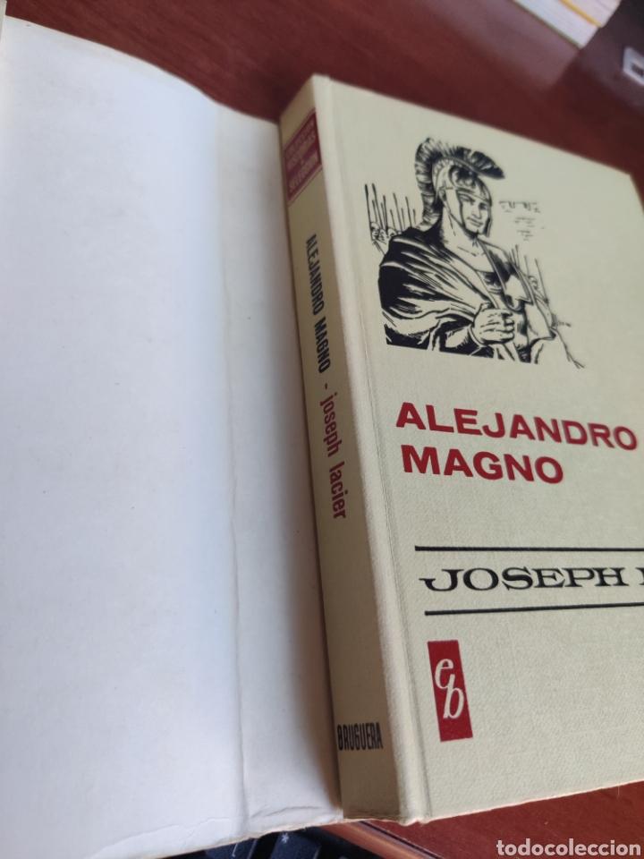 Tebeos: Alejandro Magno Joseph lacier colección historias selección bruguera número 30 - Foto 6 - 219209823
