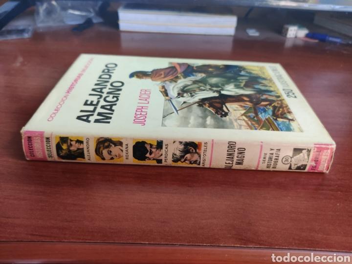 Tebeos: Alejandro Magno Joseph lacier colección historias selección bruguera número 30 - Foto 8 - 219209823