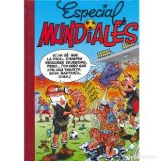 Tebeos: SUPER HUMOR MORTADELO 9. EDICIONES B. ESPECIAL MUNDIALES. 5 LARGOS. OFERTA 2X1. Lote 219423135