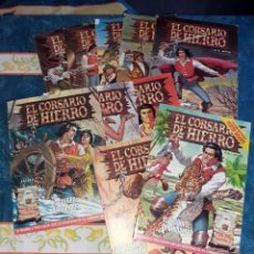 Tebeos: COMIC EL CORSARIO DE HIERRO. Lote 219466805
