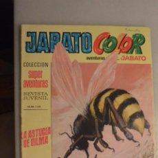 Tebeos: REVISTA JUVENIL , N1 1218 JABATO COLOR, AÑO I Nº 19. Lote 219569367