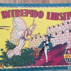 Tebeos: EL INTRÉPIDO LUISITO COLECCIÓN CAPERUCITA Nº 34 ORIGINAL RARO. Lote 219627131