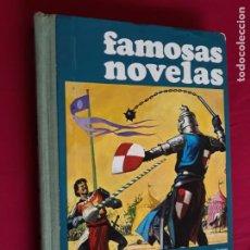Tebeos: FAMOSAS NOVELAS BRUGUERA TOMO Nº II 2 1ª PRIMERA EDICIÓN AÑO 1972. Lote 219643708