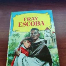 Tebeos: FRAY ESCOBA COLECCIÓN HISTORIAS EDITORIAL BRUGUERA NÚMERO 156. Lote 219669937