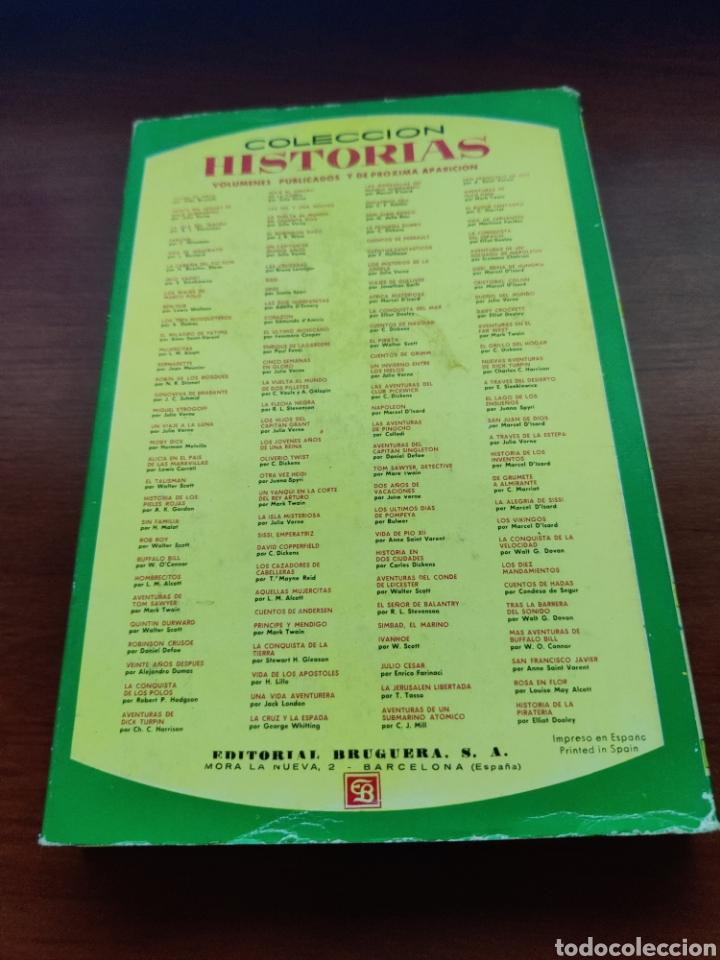 Tebeos: Juana de arco Aldo Brunetti colección historias editorial bruguera año 1961 - Foto 4 - 219669973